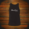 """Navy Pirate"" Tank Top"