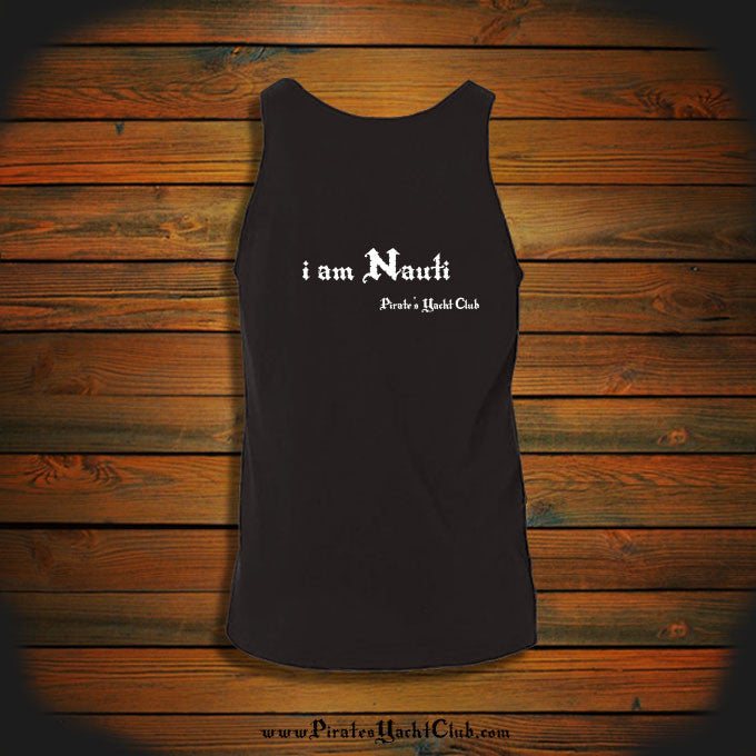 """i am Nauti"" Tank Top"