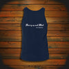"""Hurry up and Wait"" Tank Top"