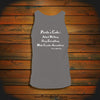 """Pirate's Code: Admit Nothing, Deny Everything, Make Counter Accusations"" Tank Top"