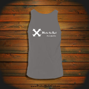 """X Marks the Spot""  Tank Top"