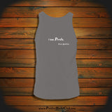 """i am Pirate"" Tank Top"