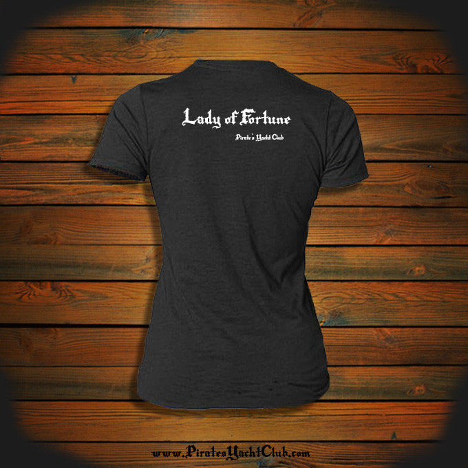 """Lady of Fortune"" Women's T-Shirt"