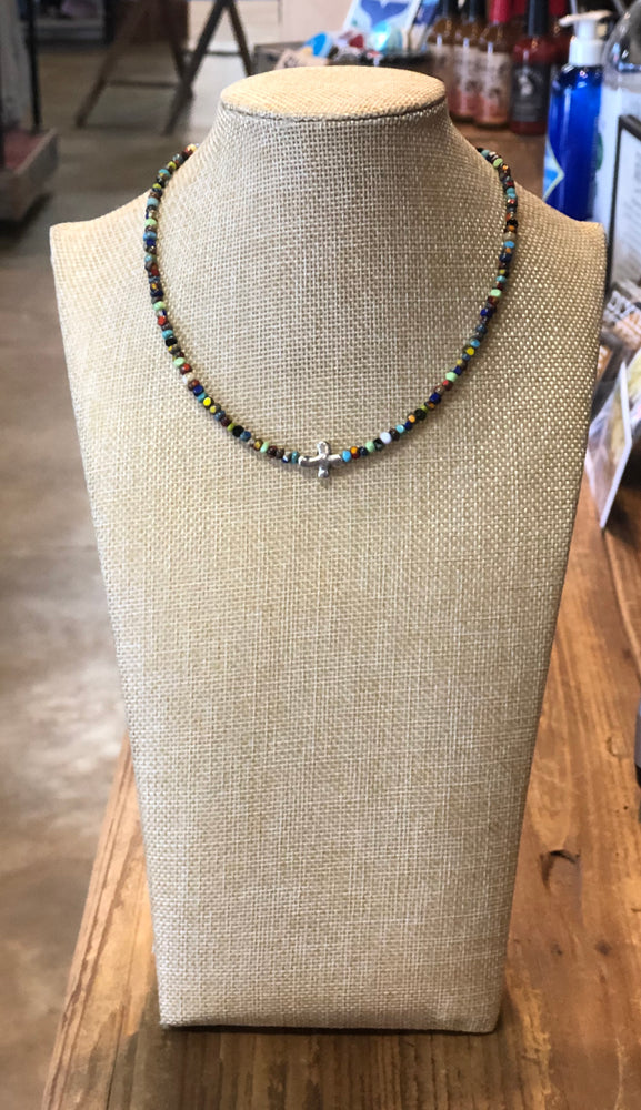 Gertrude Beaded Necklace