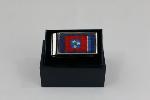 Tennessee Flag Money Clip