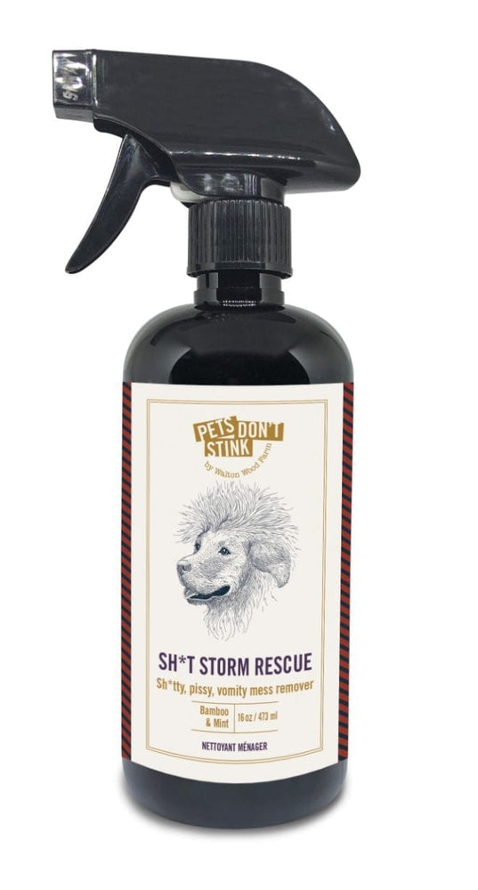 Pets Don't Stink Sh*t Storm Rescue