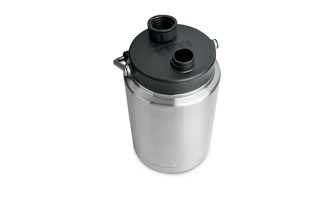 Rambler 1/2 Gallon Jug Stainless Steel
