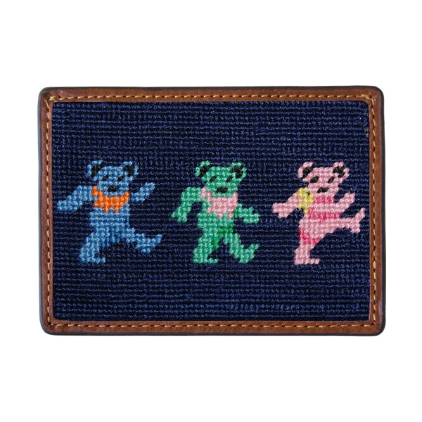Dancing Bears Card Wallet