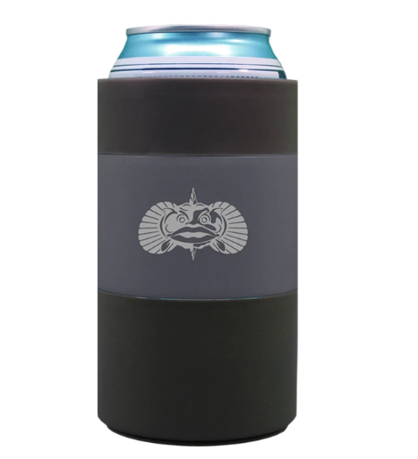 Non-tipping Can Cooler Gray