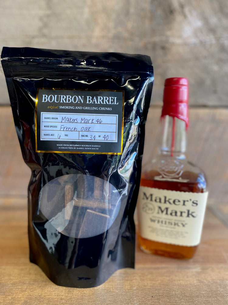 Bourbon Grilling Gift