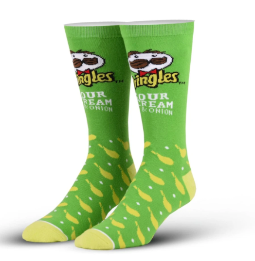 Sour Cream & Onion Sock