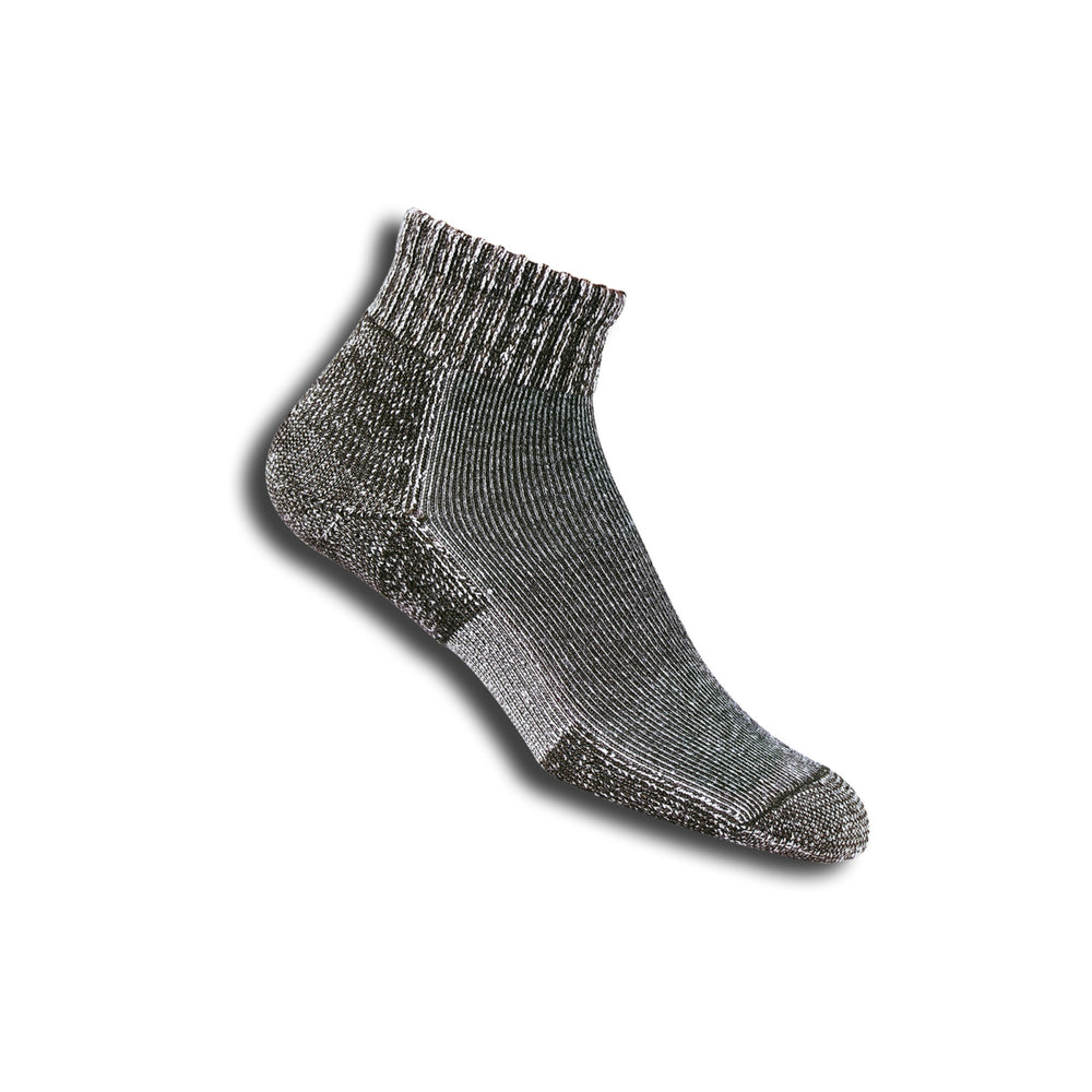 Trail Running Ankle Sock Walnut Large