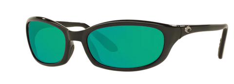 Harpoon Black w/ Green Mirror 580G
