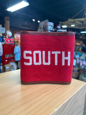 South Flask Red