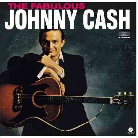 Johnny Cash: The Fabulous Johnny Cash + 4 Bonus