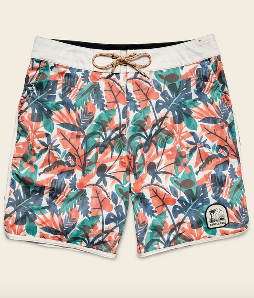 Stretch Bruja Boardshort Cloud Forest
