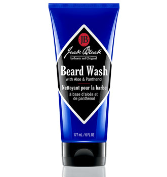 Beard Wash with Aloe & Panthenol, 6 oz.