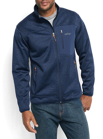 Windproof Sweater Fleece Jacket