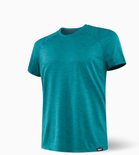 Aerator SS Tee Ocean Heather
