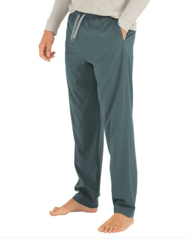 Breeze Pant Blue Dusk