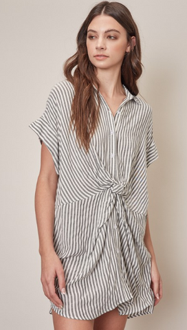 Marilyn Stripe Tunic