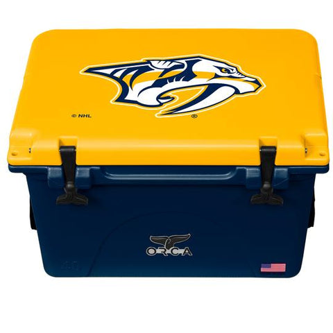 Nashville Predators 40 Quart Cooler