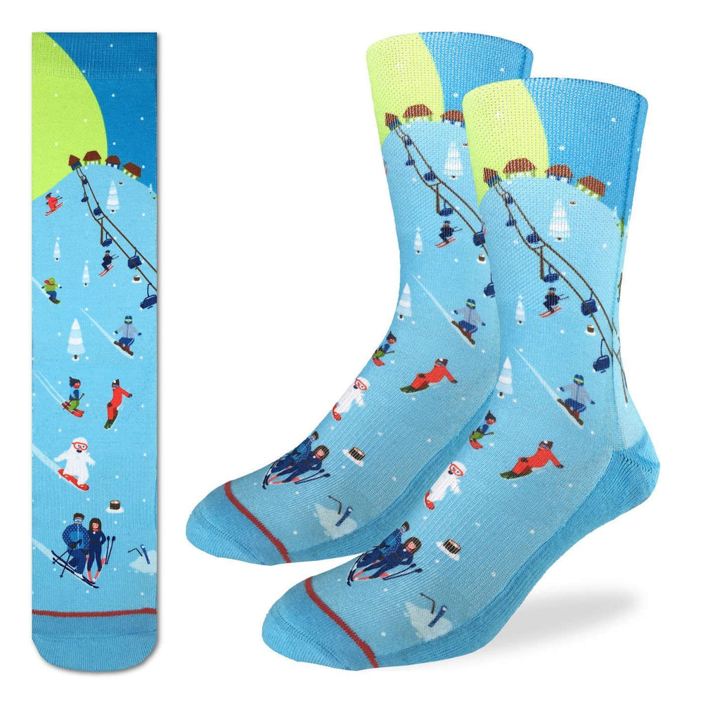 Good Luck Socks Skiing Socks