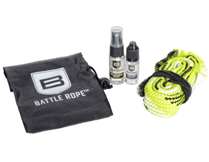 "Battle Rope Kit with ""Mini Size"" 20 Gauge"