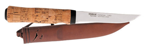 Hellefisk Cork Handle Knife