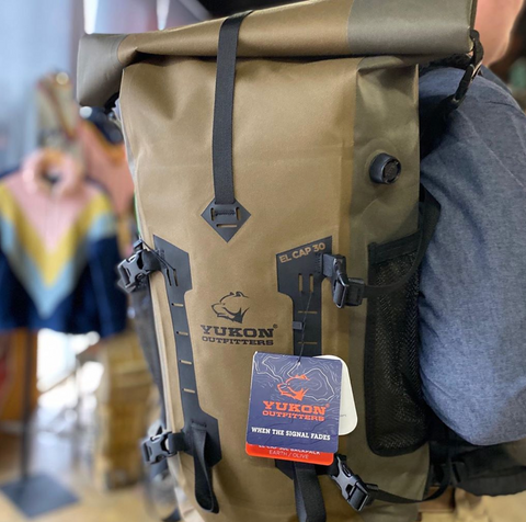 El Capitan Backpack