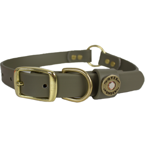 Huntsman Safety Collar Olive