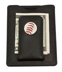 Cardinals Money Clip Wallet