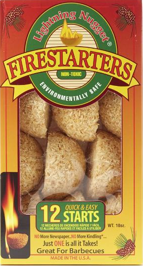 Firestarters Box of 12
