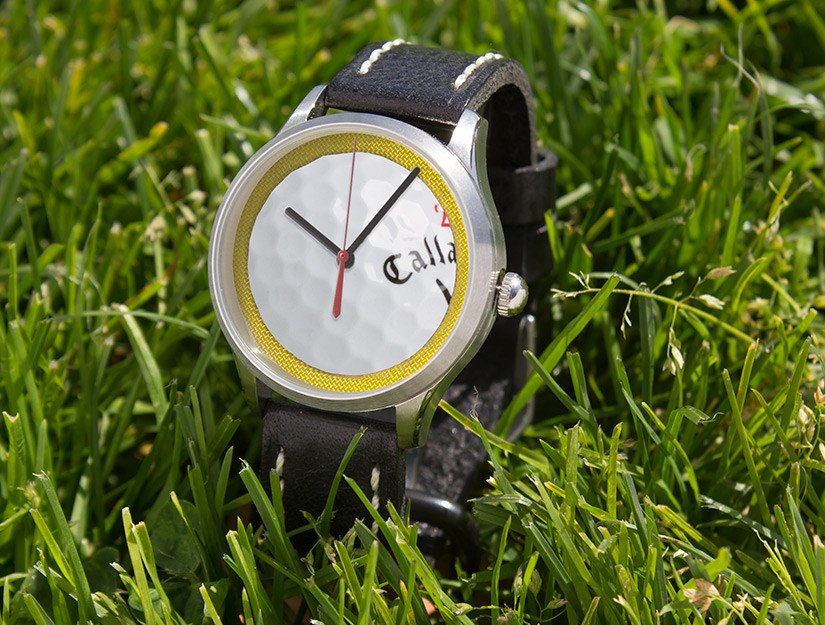 Sawgrass Golfball Watch
