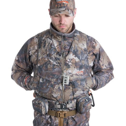 Delta Wading Vest Optifade Timber