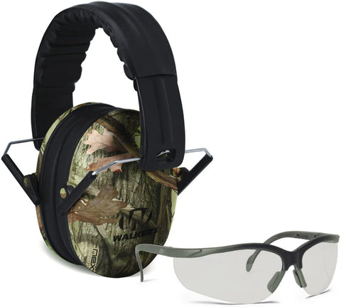 Camo Youth Combo Kit Earmuffs