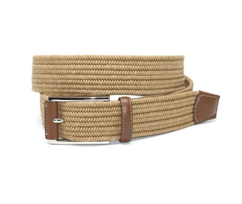 Torino Cotton Stretch Belt