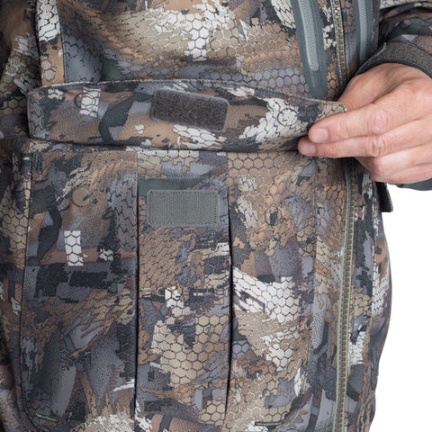Delta Wading Jacket Optifade Timber