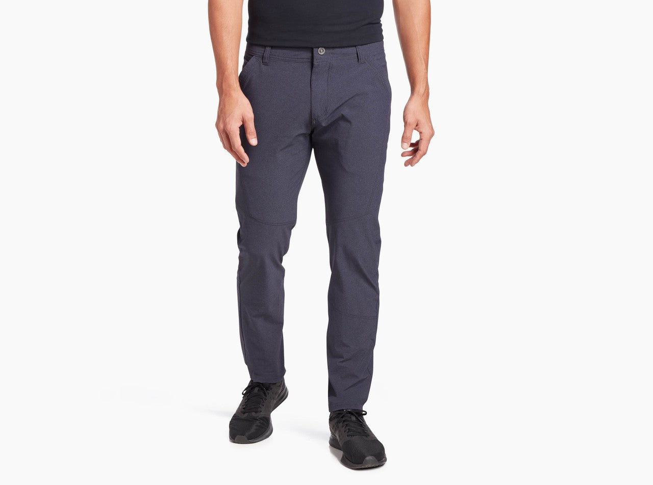 Deceptr Pant Black N Blue