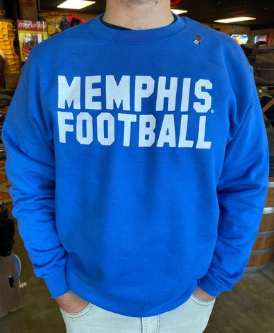 Memphis Football Sweatshirt