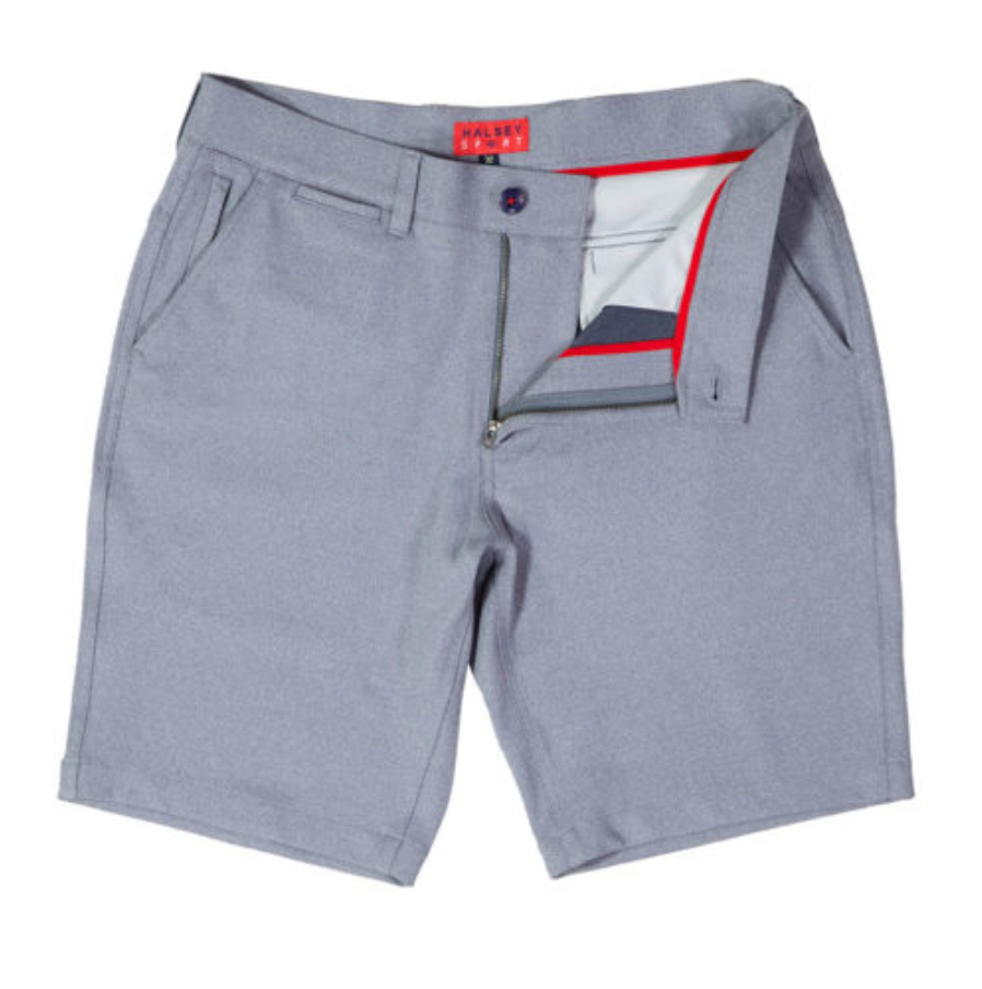 Grey Heather Breakwater Short
