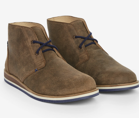 Adobe Desert Boot Waxed Chocolate