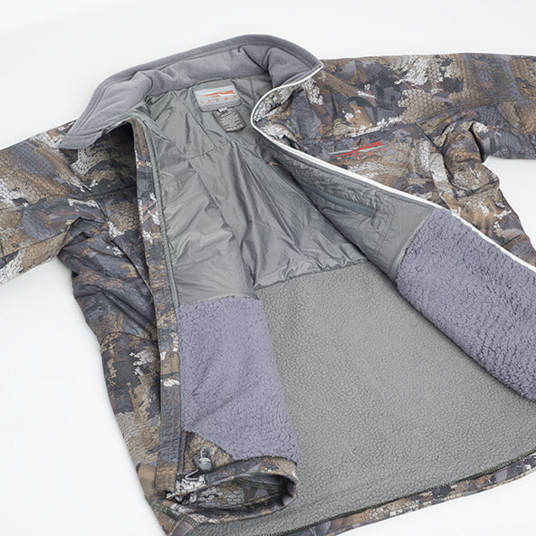 Duck Oven Jacket Optifade Timber