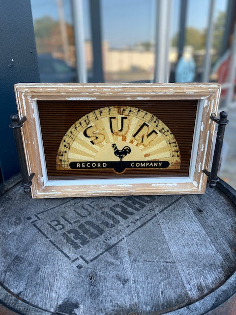 Sun Studio Wood Tray