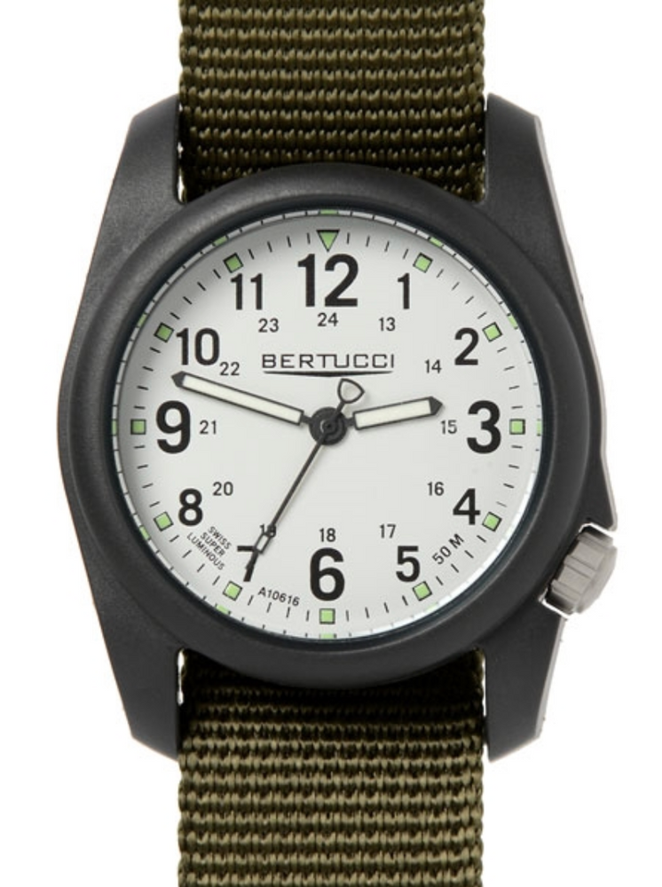 Dx3 Field Stone - #123 Defender Olive Band