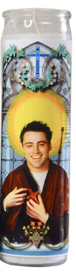 Joey Tribiani Prayer Candle