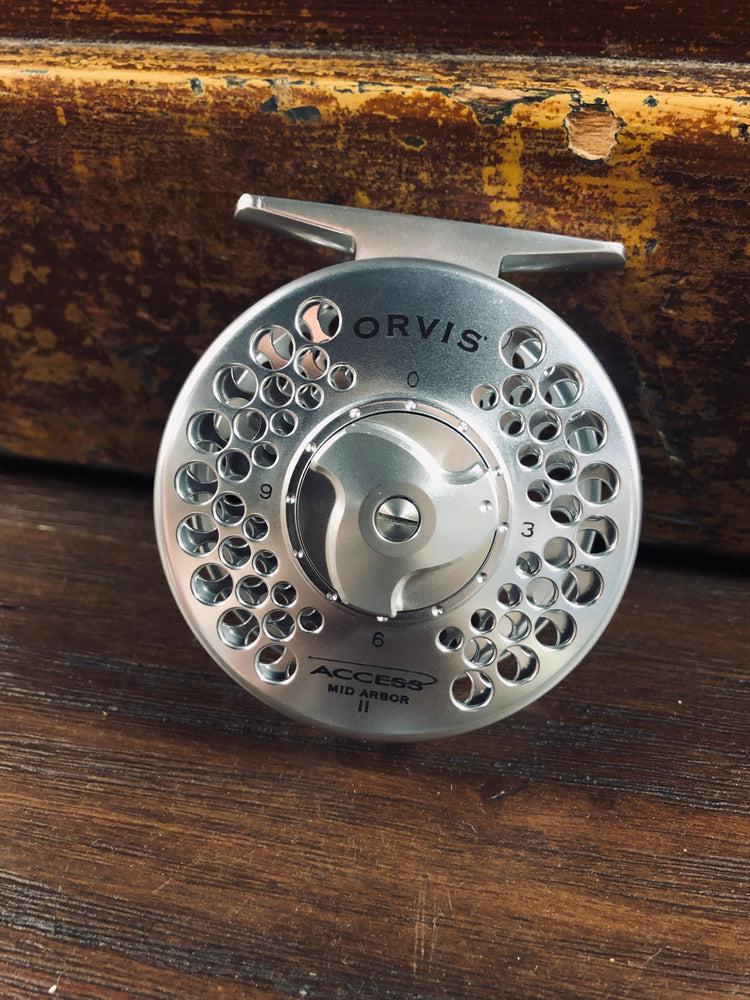 Access Mid-Arbor II Fly Reel