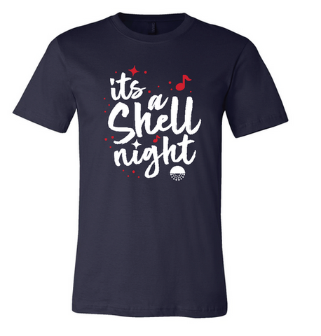 Shell Night Tee