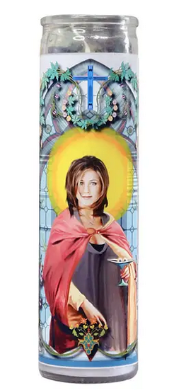 Rachel Green Prayer Candle