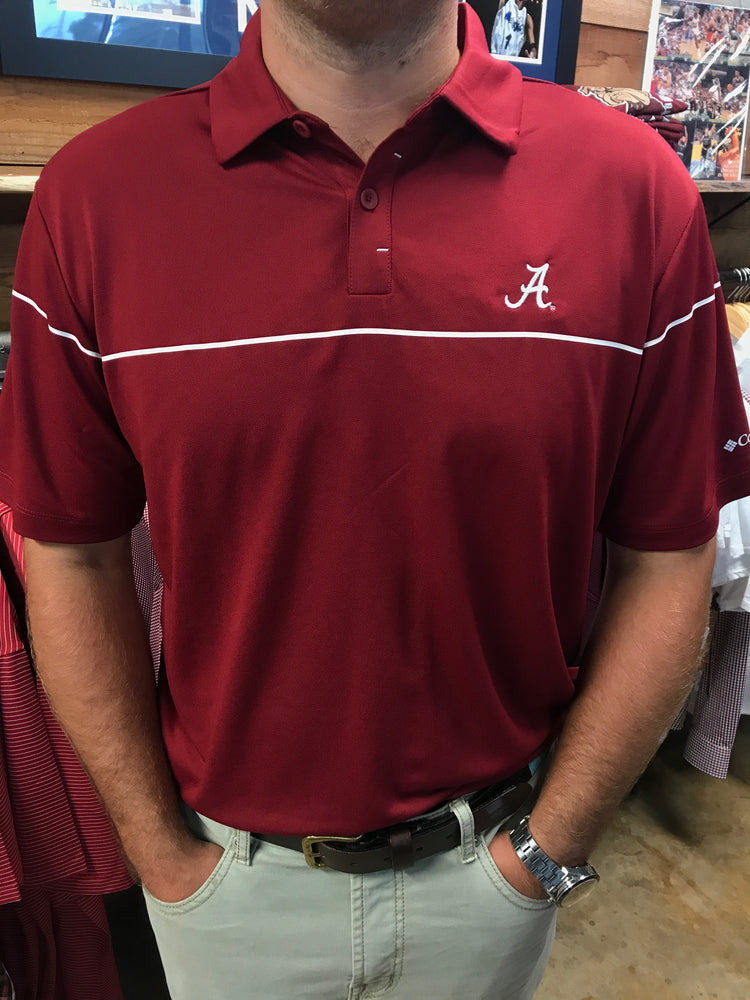 Breaker Polo Alabama Beet